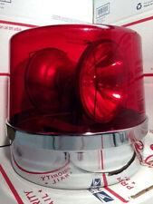 Vintage Michigan UNITY RV 26 POLICE FIRE Beacon Ray Emergency Rotating Light