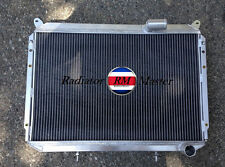 ALUMINUM RADIATOR FOR 1984-1989 NISSAN 300ZX  3.0L V6 1985 1986 1987 1988 Turbo