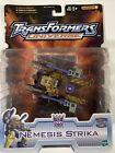 Transformers Universe Nemesis Strika Beast Machines Mint Sealed MOC VHTF