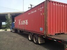 40' HC Cargo Worthy Shipping Container in Minneapolis, MN