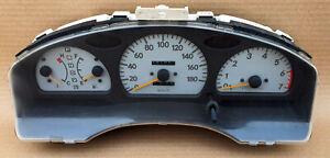 JDM TOYOTA STARLET GLANZA V EP91 CLUSTER speedometer oem used