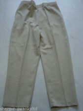 Straight Leg Tailored 26L Trousers for Women