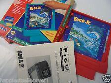 SEGA Pico Ecco Jr. Jr Junior for the Pico Video Game System Complete #21