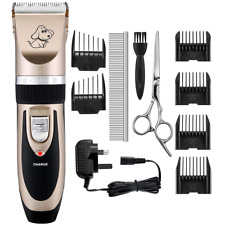 OMORC GEGD033AYUK Dog Clippers Cordless Rechargeable Pet Trimmer