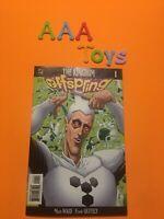 Comic The Kingdom Offspring #1 DC Comics NM Waid Quietly