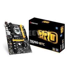 Biostar TB250-BTC 6 GPU Mining Motherboard LGA 1151