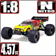 NEW REDCAT RACING MONSOON XTR 1/8 SCALE NITRO REMOTE CONTROLLED CAR 2.4GHZ RC