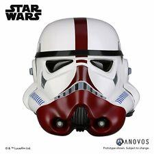 STAR WARS Incinerator Stormtrooper Helmet - Anovos Collectibles FULL SIZE - NEW