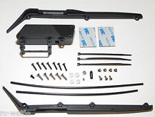 TLR04006 TEAM LOSI 1/8 8IGHT-T E 3.0 TRUGGY CHASSIS SIDE GUARDS RECEIVER BOX SET