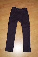 CATIMINI : pantalon violet foncé  - Taille 4 ans