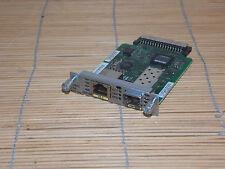 Cisco EHWIC-1GE-SFP-CU Enhanced HWIC, Dual Mode 1 port SFP/Copper