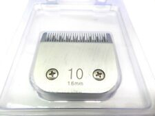 Size 10 Clipper Blade for Oster A5 Clippers & More