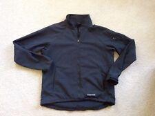 Marmot Softshell Mens Jacket Full Zip Ski Cold Weather  Sz XL  Fleece Lined  EUC