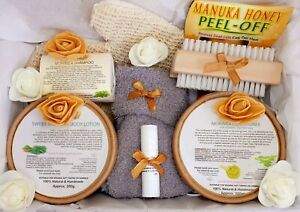 Moringa #vegan #crueltyfree #giftset of sensation #handmadesoap #beautygifts