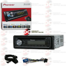 PIONEER DEH-S6100BS CAR STEREO RADIO CD MP3 USB BLUETOOTH SIRIUS XM READY