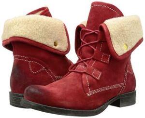 Diba Women's Jay Neen Boot Red Size 6