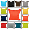 "Top Quality Plain Cushion Cover 100% Cotton Home Sofa Décor Size 18""x18""(45cm)"