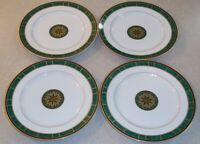 SET OF 4   WEDGWOOD  FAIRFIELD  EMBASSY COLLECTION   Salad Plates  about 8 1/4""