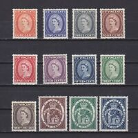 ST. VINCENT 1921, SG# 189-200, CV £29, MH