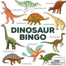 Dinosaur Bingo (Board Games) by , NEW Book, FREE & FAST Delivery, (Game)