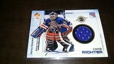 2000-01 Pacific Private Stock Jersey MIKE RICHTER #79