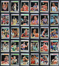 1987-88 Fleer Basketball Cards Complete Your Set You U Pick From List 1-132