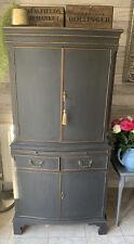 vintage retro drinks cabinet