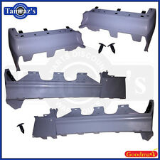 84-87 Grand National Front & Rear O.E. Style Bumper Fillers Excellent Quality!