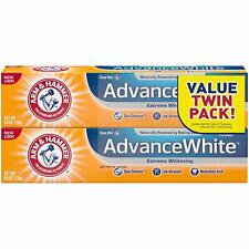 Arm & Hammer Extreme Whitening Baking Soda Toothpaste Twin Pack