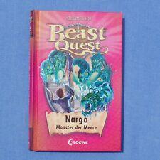 BUCH: Beast Quest (Band 15): Narga - Monster der Meere / Adam Blade