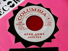 JEAN DEE~ OPEN ARMS~  PROMO~ IF YOU DON'T SOMEBODY ELSE WILL ~ TEEN 45