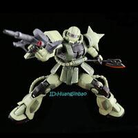 GUNDAM METAL SOILDER MS01 mb Zaku Action Figure Model 1/100 Scale Collection New