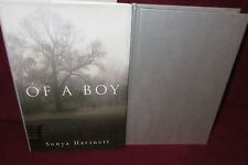OF a BOY - Sonya Hartnett.  2002 1st  HbDj.   Award Winner!  VERY moving in MELB