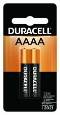 Duracell Ultra Power AAAA 1.5V Long Lasting Alkaline Batteries, 2 Count, 1 Pack