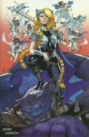 War of the Realms #2 Javier Garron Young Guns variant Marvel Comics 2019