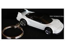 Custom Key chain '90 Acura NSX white