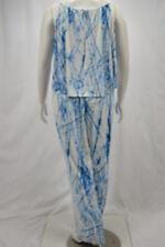 NWT $130 Calvin Klein Tie Dyed Jumpsuit Romper Bodysuit Sz 22w 3x Rankblab 14088