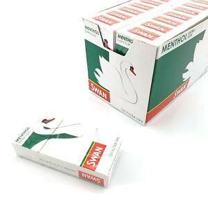 Swan Menthol Extra Slim Filter Tips Filters