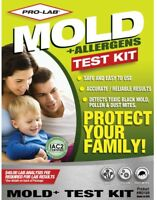 Air Quality Tester Kit Toxic Mold Child Safe Residential Pollen Mites Detector