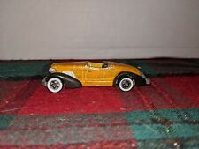 Vintage 1978 Hot Wheels Auburn 852 -- Gold -- Black Walls