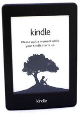 Amazon Kindle Paperwhite 2nd Generation Wi-Fi + 3G, w/case 6in - Black  15-1D
