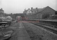7 Llanybyther Lampeter Pencarreg Railway Station Photo Pencader Line.