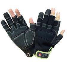 2, 3 Finger Handschuhe Technik Mechaniker Handschuh Arbeitshandschuhe Größe 9