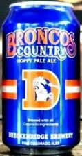 Broncos Country Hoppy Pale Ale Beer Can - 12 Oz. - Breckenridge Brewery