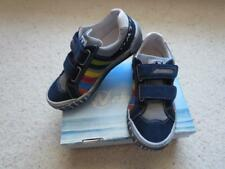 NIB Naturino Suede Leather Boy's Sneaker Shoes EUR 29 US 12-12.5 New