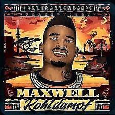 Maxwell Kohl vapore CD NUOVO & OVP