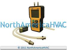 Upgrade UEI Electronic Digital Manometer Vacuum Air Suction Pressure Meter EM151