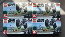 4x LEGO Star Wars 75237 TIE Fighter Attack / NEU & OVP