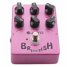 Joyo JF-16 British Sound Marshall Amplifier Simulator Guitar Effect Pedal