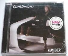 GOLDFRAPP - Number 1 - US-CD > NEW!